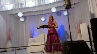 fasna jamal Ellam ariyum Nadha mappila song 2016