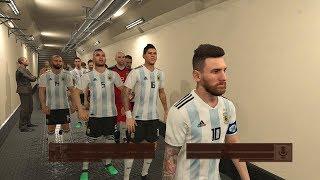 Argentina vs Croatia | FIFA WORLD CUP RUSSIA 2018 Gameplay