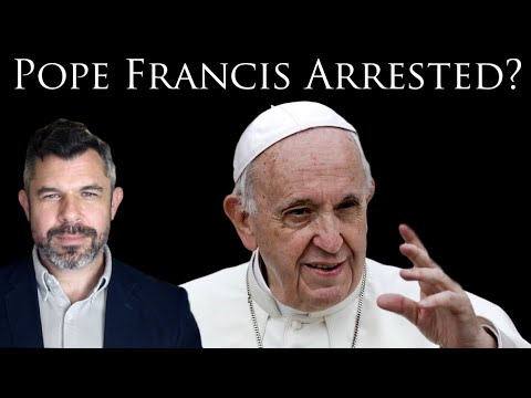 Was Pope Francis Arrested? Vatican Blackouts?