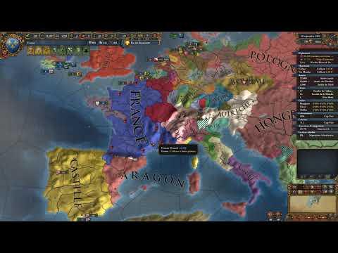 Europa Universalis IV - FRANCE - Ep.9 - Observer le marché immobilier de la City