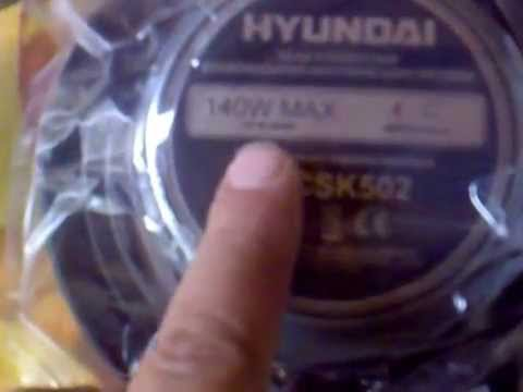 динамики hyundai h-cse603
