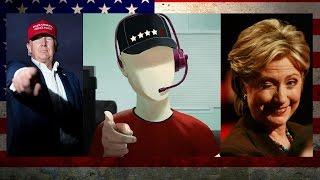 presidential debate with mister metokur 9 26 16 mirror