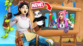 Fortnite PETS Tycoon GAME MODE