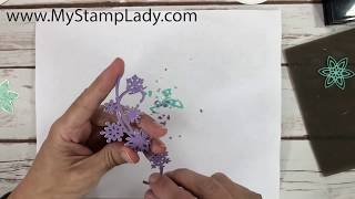 Design a Handmade Card With Happiness surrounds