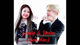 BTSxBLACKPINK Jennie and Jimin: Hot and Cold (JenMin)