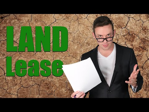 Land Lease? What to Know