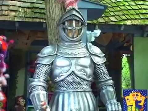 Pennsylvania Renaissance Faire 2016, knights, king, queen...