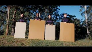 Cardboard Promo Film - Queensland Corrugated Boxes // Dark Matter Racing