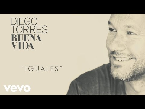 Diego Torres - Iguales (Cover Audio)