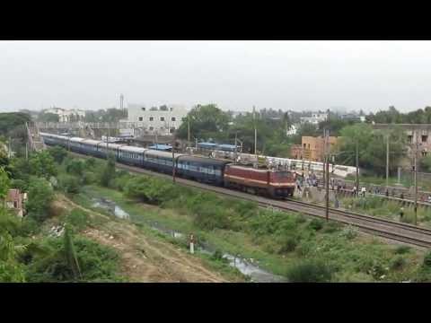WAP4 Guwahati Bangalore Express