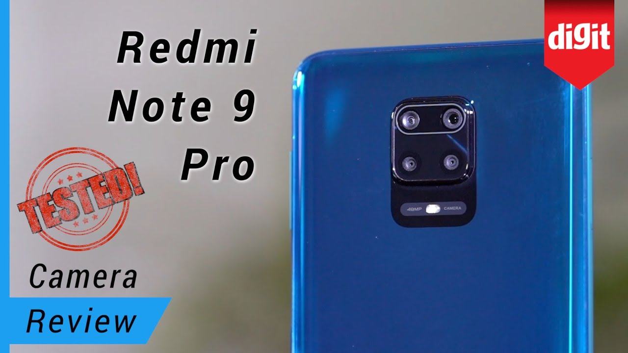 Redmi Note 9 Pro Camera Review Youtube