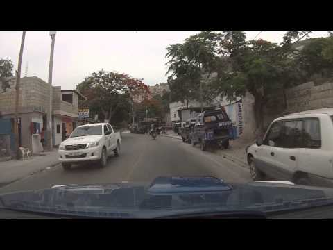 Port au prince haiti rue capois avenue jean paul ii for College canape vert haiti