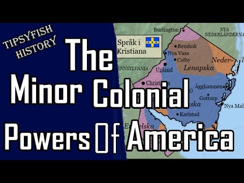 The Colonial Powers You Never Heard Of: Minor Colonizers Of The World