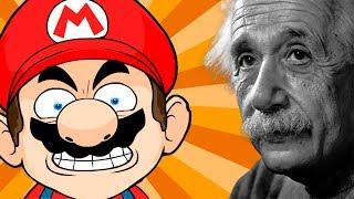 UMA FASE TROLL QUE NO FUNDO É BEM INTELIGENTE! – Super Mario Maker (SUPER CHEIO DE GRACINHA)