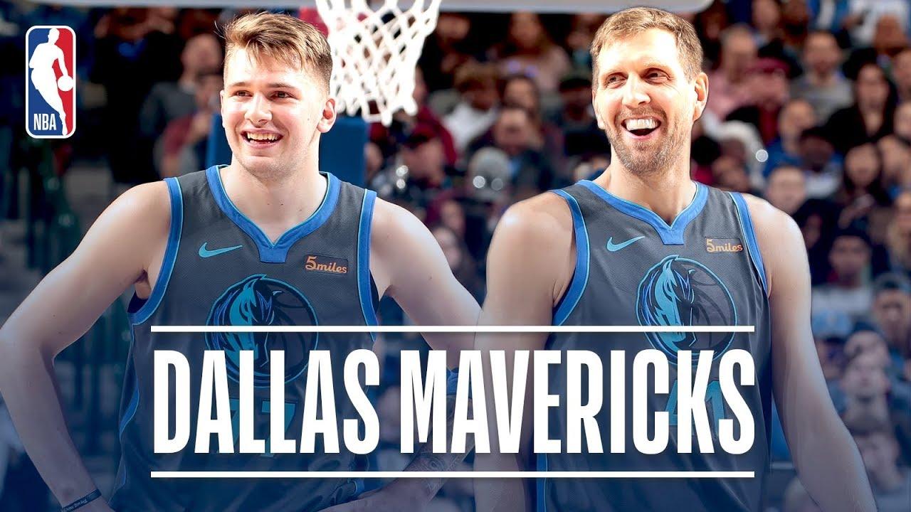 Best of the Dallas Mavericks! | 2018-19 NBA Season - YouTube