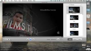 Create A Dvd Through Idvd And Imovie 10 0 2  Tutorial 36