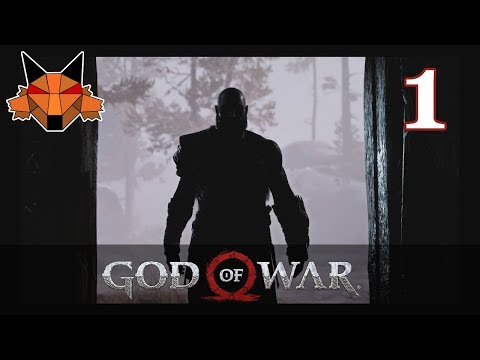 Let's Play God of War (2018) Part 01 - Hunt Like Your Mother Taught You