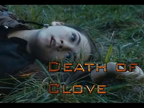 The Hunger Games - Death of Clove in HD
