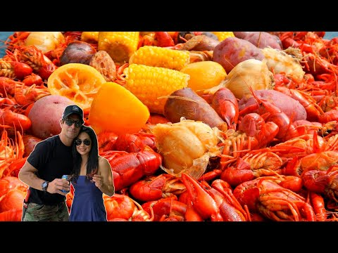 CAJUN CRAWFISH BOIL FOR BEGINNERS