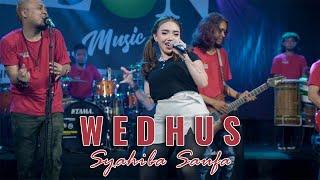 Syahiba Saufa - WEDHUS (Official Live MELON Music)