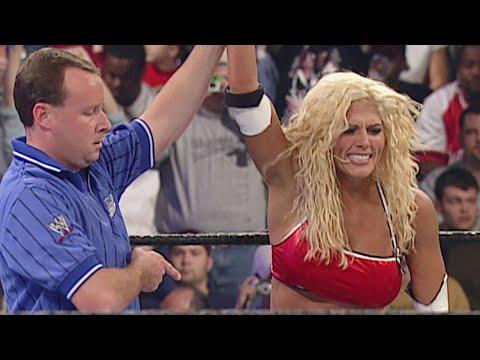 Torrie Wilson vs. Dawn Marie: No Mercy 2002