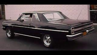 1964 Chevy Chevelle - Deep Blue  - When Cars Were Cars