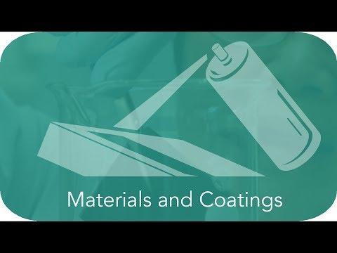 NASA's Materials And Coatings Technologies