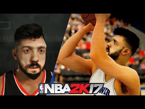 EU TO DENTRO DO JOGO, QUE PARADA INCRÍVEL! NBA 2k17 - CARREIRA DO PATIFE JORDAN - SOU UM MITO!