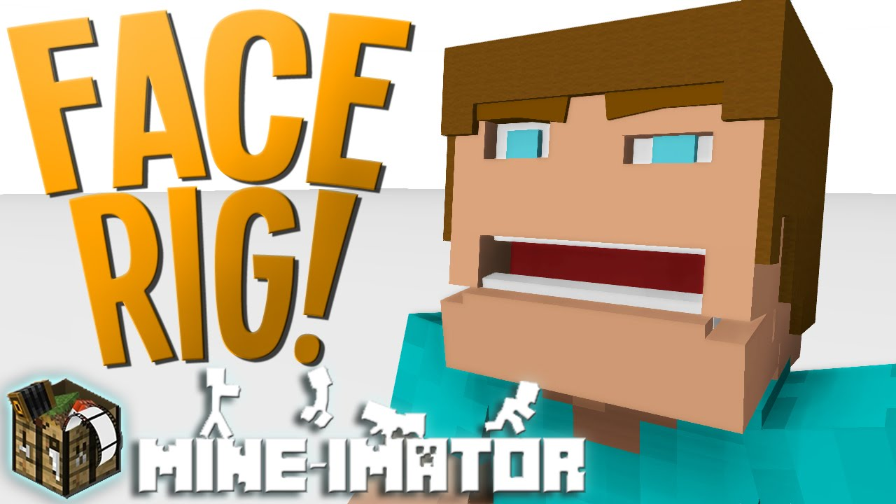 How to Build A Face Rig! | Mine-imator Tutorial