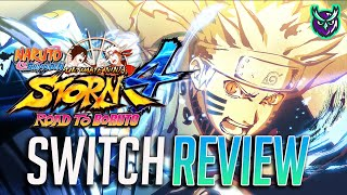 NARUTO SHIPPUDEN: Ultimate Ninja STORM 4 ROAD TO BORUTO Switch Review (Video Game Video Review)
