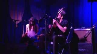 "Sam Doores & Alynda Lee Segarra at the Blue Nile - ""Heavenly Home"""
