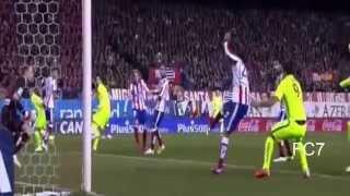 Atletico Madrid vs Barcelona 2-3 All Goals and Highlights 28/01/15 | Copa Del Rey | HD