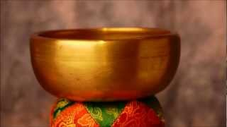 Antique Small Tibetan Singing Bowl # CT24 4.75