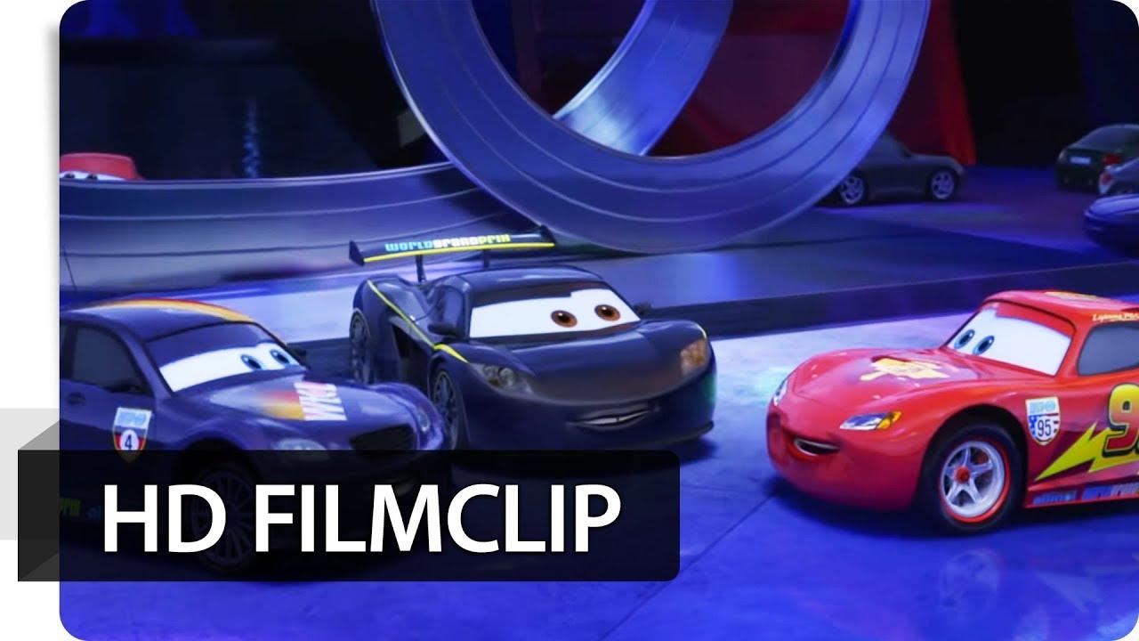 Disney/Pixars CARS 2   Filmclip Sebastian Schnell