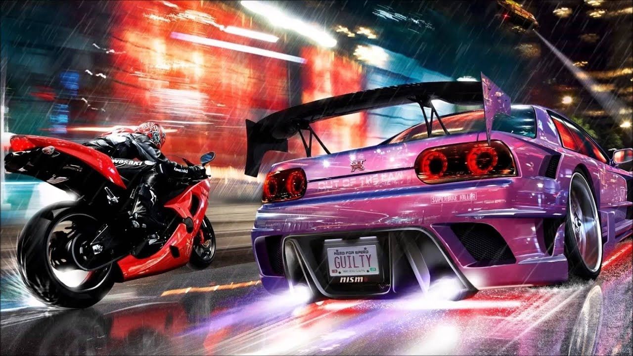 New Electro House Car Blaster Music Mix YouTube - Cool cars music