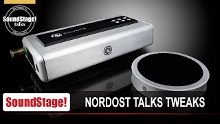 Nordost Talks Clocks, Oscillations, and Synchronization - SoundStage! Talks (September 2020)