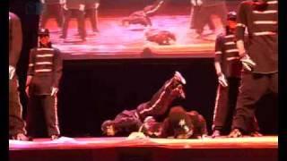 Diversity Transformers - UK Streetdance Championships 2008