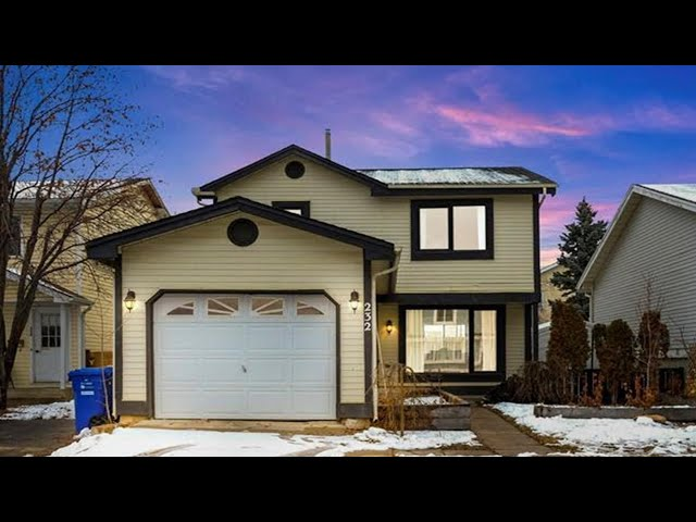 SOLD! | 232 Windsor Drive, Thickwood - Fort McMurray, AB (3 Bed, 2 Bath)
