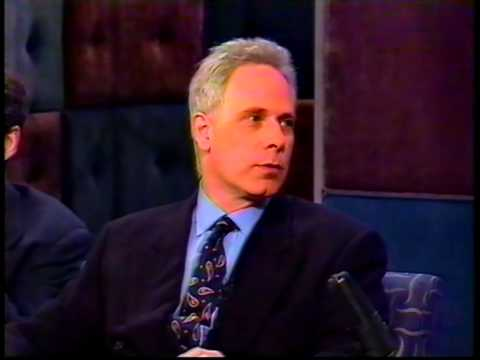 Christopher Guest on Conan (1997-02-21)