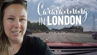 Busy Cotswolds & Towing In London