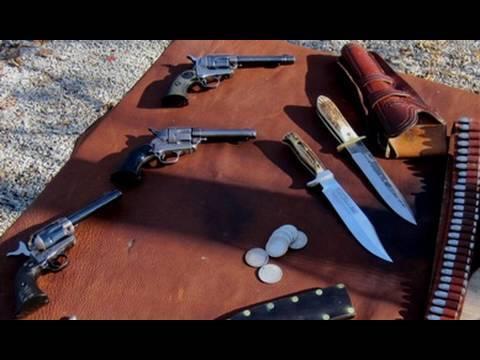 Colt 45 SAA 1884 Vintage