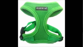 Puppia Harness Sizing Video - Help Choosing The Right Size