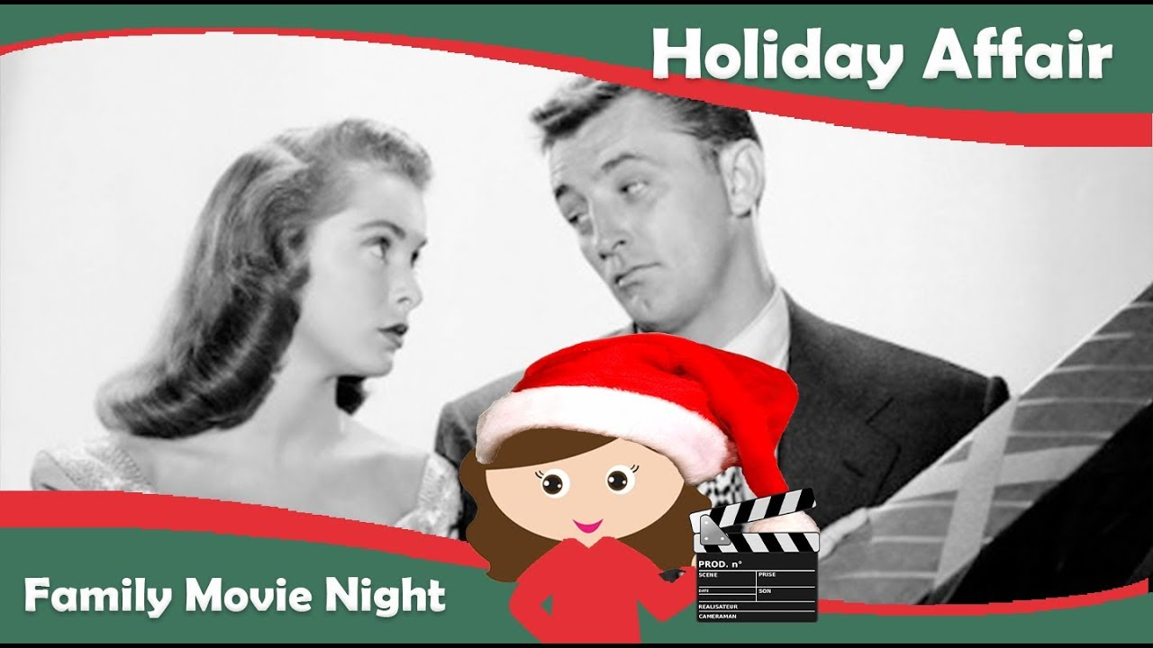 Christmas In July Movie.Family Movie Night Holiday Affair Christmas In July