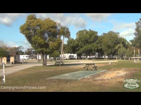 full hookup campgrounds florida