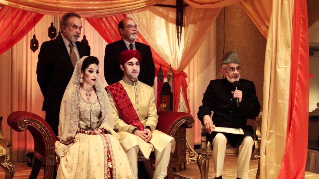 Cinematic Pakistani Wedding Ceremony Highlights ...