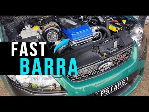 FAST Barra F6 by APS