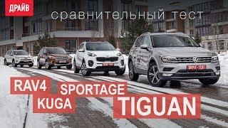 видео Новая Тойота Рав 4 2014-2015: фото, цена, комплектация