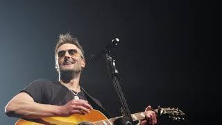 Eric Church - Angel Eyes/Fins/Feel Like Making Love/Pink Houses/End of the Innocence/Guitar Town