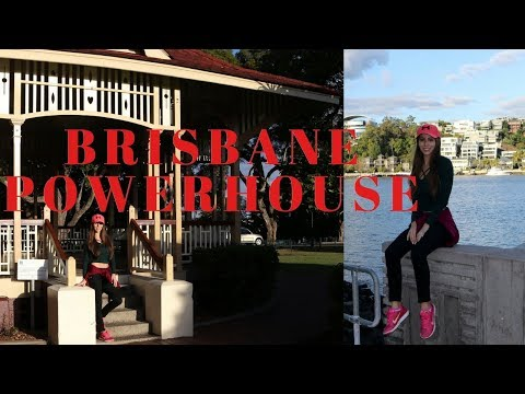 Vamos a Brisbane POWERHOUSE - Queensland