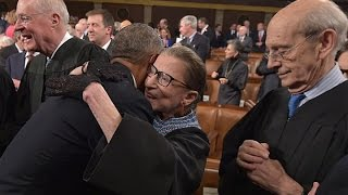 Justice Ruth Bader Ginsburg: President Obama and I Got Along Famously